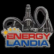 MAGNES METALOWY ENERGYLANDIA