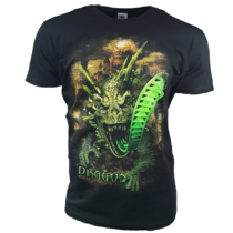 T-SHIRT MĘSKI DRAGON